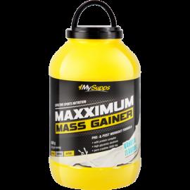 Maxximum mass gainer 4500g