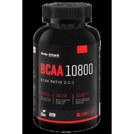 Body Attack BCAA 10800 (300Kaps)