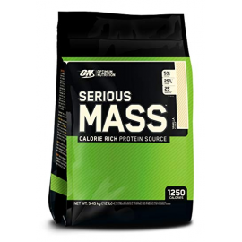 Optimum nutrition serious mass 5045g