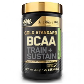 ON Gold standard BCAA+train sustain 266g
