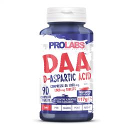 DAA D-Aspartico acid - 90 tab