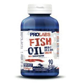 PROLABS FISH OIL 90 caps