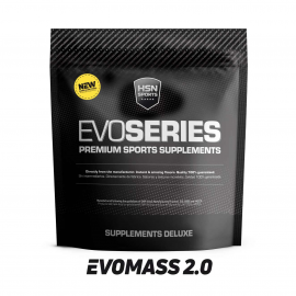 HSN nutrition EVOMASS 2.0 3kg