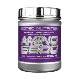 Scitec nutrition amino 5600 200tabl
