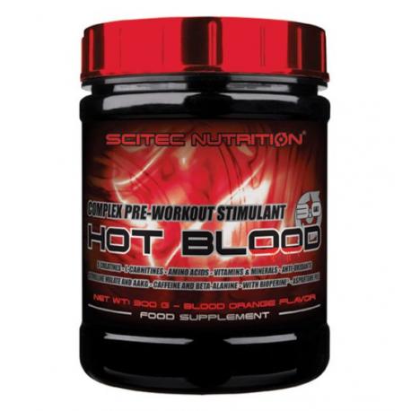 Scitec Hot Blood 3.0 300g