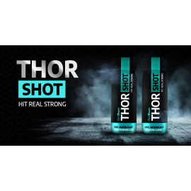 GymBeam Thor Shot 60ml