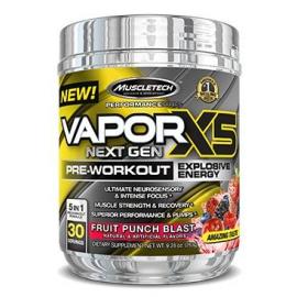 MuscleTech Vapor X5 Next Gen 232 g.