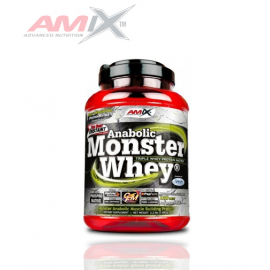 Anabolic Monster Whey® 2200g  + Monster shaker plaktuve