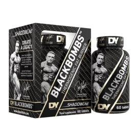 DY Blackbombs thrmogenic fat burner 60tabl.