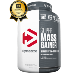 Dymatize Super Mass Gainer 3 kg