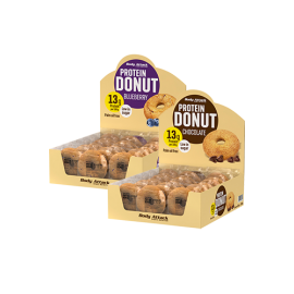 Body attack protein donut spurga 60g