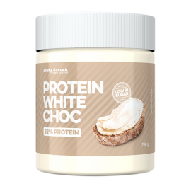 body attack protein choc 250g