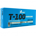 Olimp T-100 Hardcore 120 kaps.