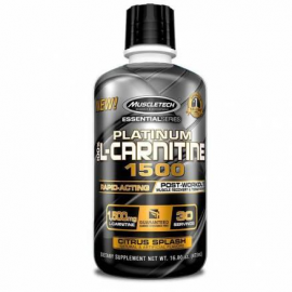 MUSCLETECH PLATINUM L-CARNITINE 1500 (473ml)