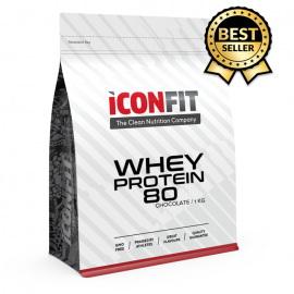 Iconfit whey protein 80 1kg