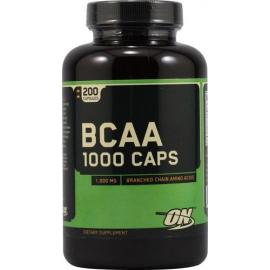 Optimum Nutrition BCAA 1000 200 kapsulių