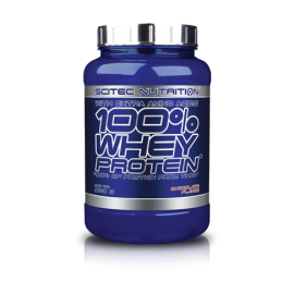 SCITEC NUTRITION WHEY PROTEIN 100% 920G