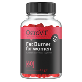 ostrivit fat burner for women 60caps
