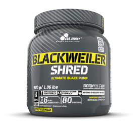 Olimp Blackweiler Shred 480 g.