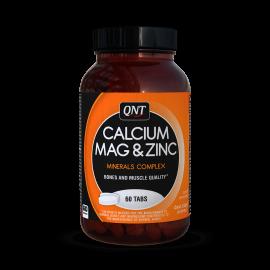 QNT calcium magnesium mineral formula 60tabs.