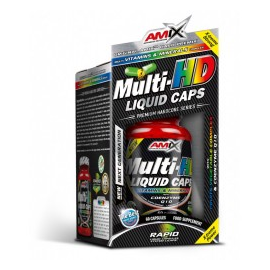 Amix Multi-HD Liquid caps 60 kaps