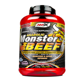 Amix Anabolic Beef Protein 2200 g