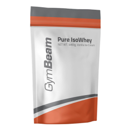 GymBeam Protein Pure IsoWhey 1KG