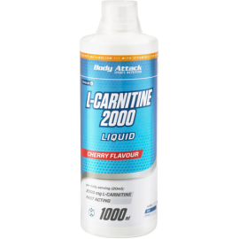 Body Attack L-Carnitine liquid 1000ml