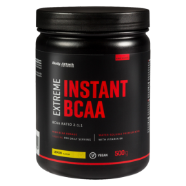 Body Attack Instant Bcaa 500g