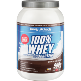 Body Attack Whey protein 900g
