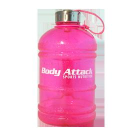 Body attack vandens kanistras 2.2 ltr.