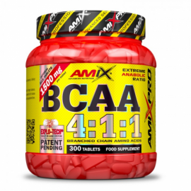 Amix™ BCAA 4:1:1 Pro™ 300tabl.