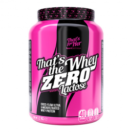 Sport definition That's the Whey Zero 1,2kg