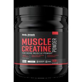 Body Attack Muslce creatine creapure (500g.)