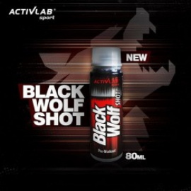 ActivLab Black Wolf Shot 80ml (2 porc.)