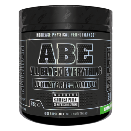 ABE All black everything ultimate pre-workout 315g