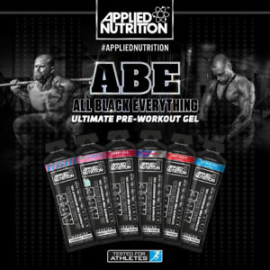 ABE All black everything ultimate pre-workout SHOT 60g