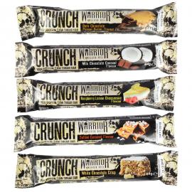 Warrior crunch protein bar 64g