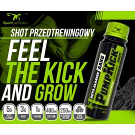 Sport Definition Pump Kick Shot 80ml