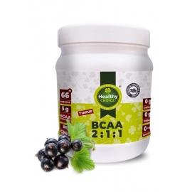 Healthy choice BCAA Juodųjų Serbentų skonio, 400g