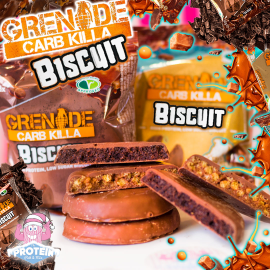 Grenade Carb Killa Biscuits 50g