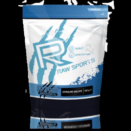Raw Powders Citruline Malate 250 g - 83 porcijos