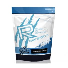 Raw Powders L-Carnitine 250 g - 250 porcijų