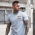 gymbeam vyriški marškinėliai