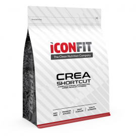 ICONFIT CREA Shortcut (Ultimate Mix: Creatine, BCAA, Carbs, 1KG)