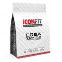 ICONFIT CREA Shortcut (Ultimate Mix: Creatine, BCAA, Carbs, 1KG)