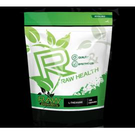 Raw Powders L-Theanine 120 tab. - 120 porcijų