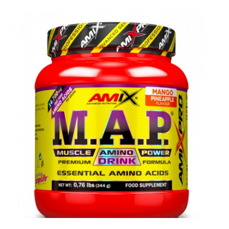 AmixPro M.A.P.® Muscle Amino Power 344 g