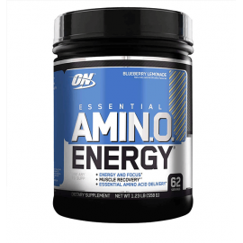 Optimum Nutrition Amino Energy 558g.