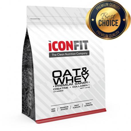 ICONFIT OAT & WHEY Pro Gainer (1,4 kg)